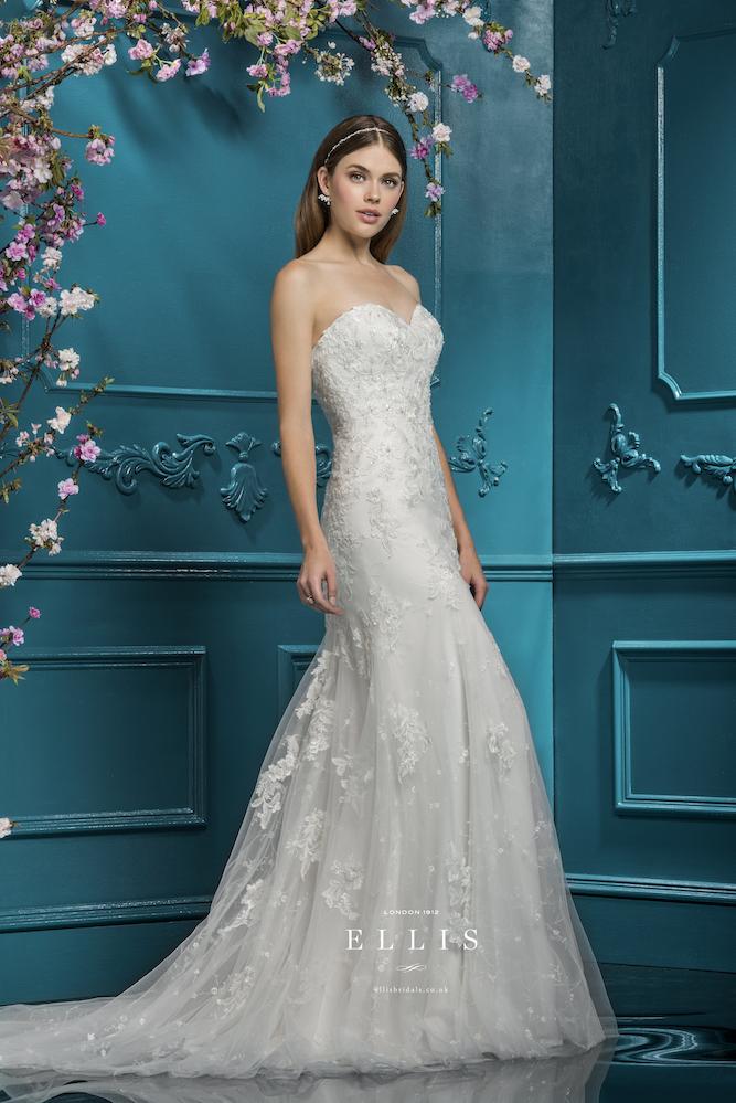 Ellis Bridals | Cherished Wedding Boutique