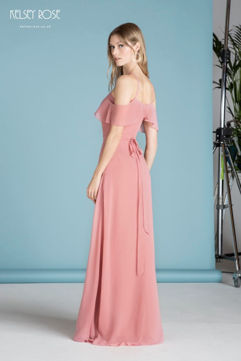 Funky Rose Coloured Bridesmaid Dresses Pictures - All Wedding ...